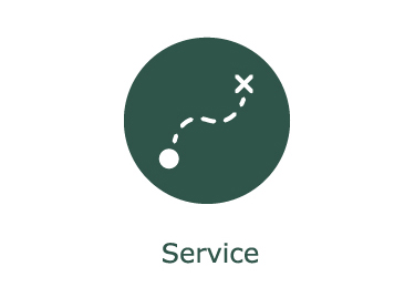 Aanvullende service bij B&B Erve Dimmendael