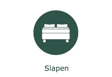 Slapen bij B&B Erve Dimmendael